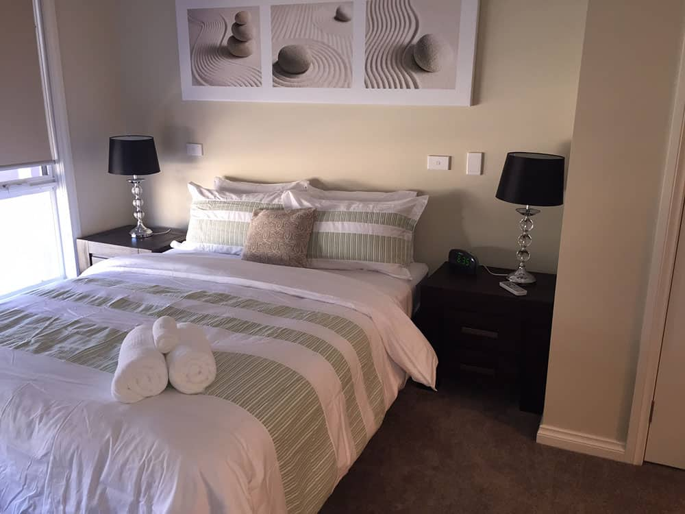 corporate accommodation shepparton