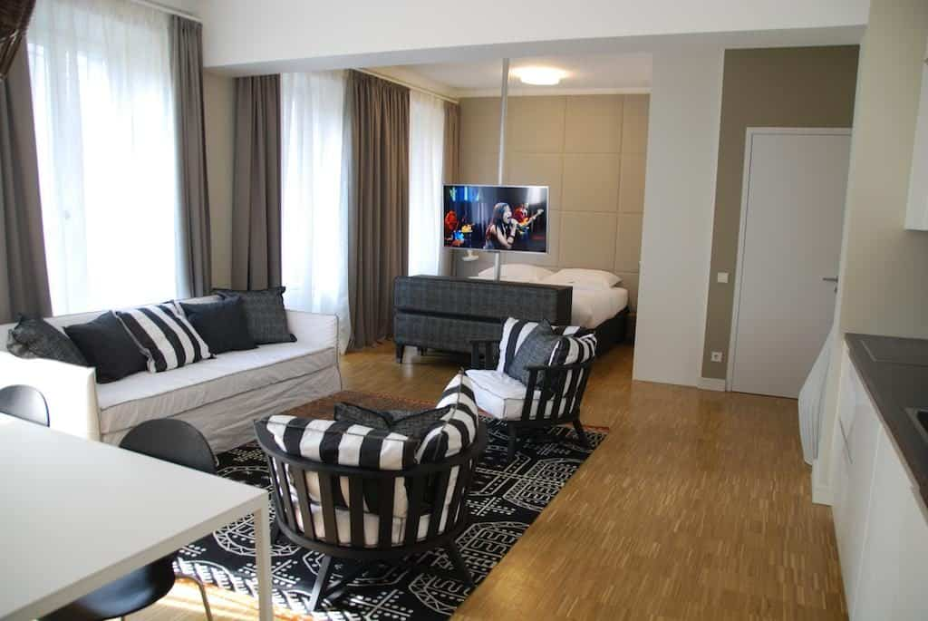 modern style accommodation shepparton