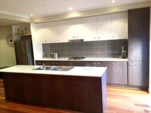 modern kitchen accommodation
