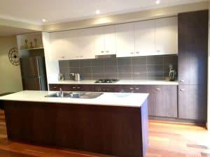modern kitchen accommodation
