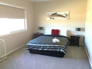 spacious room accommodation