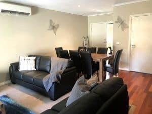 spacious multipurpose room