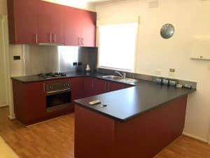 shepparton kitchen area